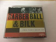 BARBER BALL & BILK - THE VERY BEST OF - CD