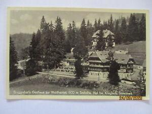 Alpl Par Krieglach Maison D'Hôtes Pour Forêt Accueil 1956 (21498)