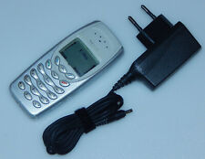 Nokia 3410 Handy Mobiltelefon Phone D-Netz E-Netz ohne Simlock Zubehör AkkuNeu 2