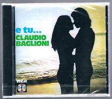 CLAUDIO BAGLIONI E TU... CD SIGILLATO!!!