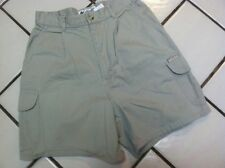 COLUMBIA Classic Cargo Field Shorts Hiking Camping Misses Size 8