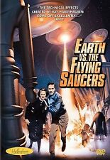 Earth Vs. the Flying Saucers (DVD, 2002)