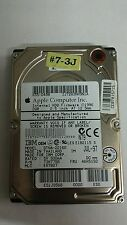 Apple 2.5 inch AT-IDE 12.5mm 2GB Internal Hard Drive PN: 655-0498