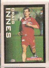 1995  NEW ZEALAND  RUGBY LEAGUE CARD #64  CRAIG INNES, LEEDS & WESTERN REDS