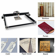 New Listingdiy 5w Cnc Laser Engraving Machine Tool Kit Cutting Engraver Desktop 4040cm