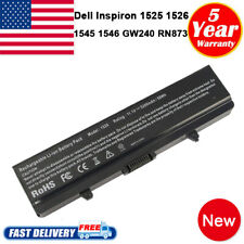 Battery Charger for DELL Inspiron 1525 1526 1545 1546 1750 312-0625 1440 Fast