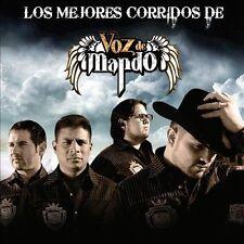 Los Mejores Corridos De by Voz de Mando (CD, Sep-2013, Disa) NEW! (13)
