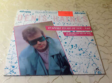 """DENIS HAINES (12""""MAXI) IT SPOKE TO ME OF YOU [GER 1984 POLYDOR VINYL SYNTH POP]"""