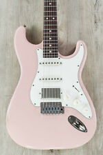 Anderson Guitarworks Icon Classic SSS Strat-Style Guitar, Shell Pink
