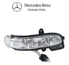 NEW Mercedes W211 Passenger Right Turn Signal Light Assembly Genuine 2038201421