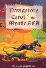 New, Navigators Tarot of the Mystic Sea Deck, Julia Turk, Book