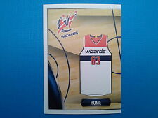 2014-15 Panini NBA Stickers Collection N.187 Home Jersey Washington Wizards