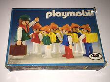 PLAYMOBIL 3560   TEACHER AND CLASS   1983 BOXED   KLICKY LEHRERIN MIT KLASSE