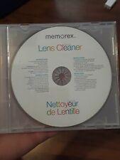 Memorex Lens Cleaner for CD DVD Fast Shipping