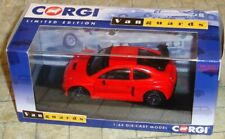 CORGI VANGUARDS - McRAE DJM R4 CAR - TESTING & LAUNCH - 1:43 - LTD EDIT -VA12801