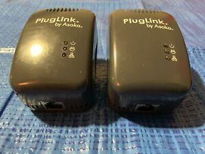 Plug Link Ethernet Adapter by Asoka PL9650-ETH