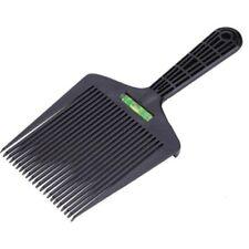 1Pc Balanced Liquid Standard Push Flat Head Tooth Comb Toper Barber Shop Hot