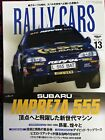 Subaru Impreza L555BAT 555 Wrc Colin McRea Ari Vatenen Prodrive STi