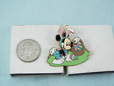 DISNEY PIN MICKEY MOUSE GATHERING EASTER EGGS