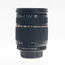 New listing Pentax Tamron 28-75mm F2.8 Xr Di K Mount Autofocus Standard Zoom Lens Af09P-700