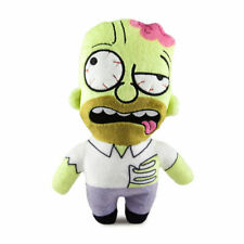 The Simpsons Zombie Homer Phunny Plush By Kidrobot Brand New