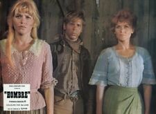 DIANE CILENTO SKIP WARD HOMBRE  1967 VINTAGE PHOTO LOBBY CARD #6