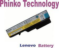 Brand New Original Battery For LENOVO IdeaPad G460 G560 L09L6Y02