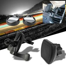 TYA E03 Air Vent Magnet Car Mount Holder For Mobile Cell+RDBKB Blind Spot Mirror