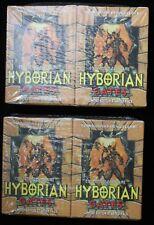 HYBORIAN GATES Limited Ed. Starter Pack Card Games Boris Vallejo Julie Bell NOS