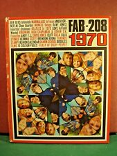 More details for fab 208 annual 1970 - gc
