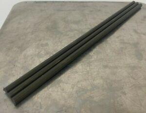 """5/16"""" Steel Rod  1144  High-Strength  12"""" Long Stressproof (3 Bar Lot)"""