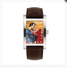 Reloj Clásico Superman (DC Comics) - Clásico Cómic serie de cubierta