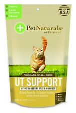 Pet Naturals of Vermont UT Support TREATS Cats 60 Chews Urinary Tract Support