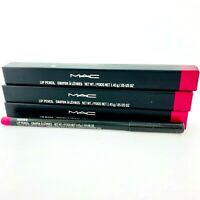 MAC Lip Pencil Liner Limited Edition MAGENTA -Vivid Pinkish Purple NIB FULL SIZE