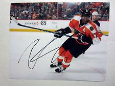 WAYNE SIMMONDS Philadelphia Flyers SIGNED Autographed 8X10 Photo w/ COA