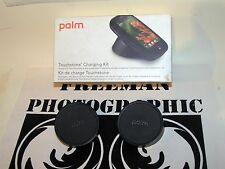 Palm Pre Touchstone Charging Wireless Pad 2 Pack Used with factory box Very Good