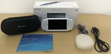 Sony Playstation Portable PSP-2003 Console Ceramic White - Boxed - Fully Tested