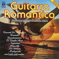 Francis Goya Guitarra romantica [LP]