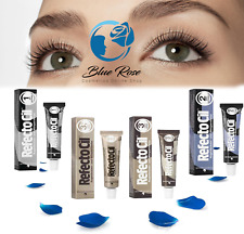 RefectoCil Eyebrow Tint Black Natural Brown Eyelash Tinting Dye Henna 15ml BEST