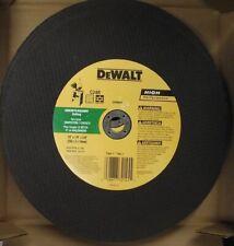 """Dewalt Dw8009 Concrete Cut Chop Saw Wheel 10"""" X 1/8"""" X 5/8"""" Cutoff Wheels 10pcs."""