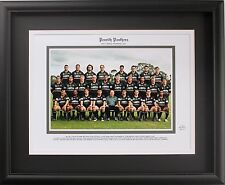 New 2003 Penrith Panthers Premiers Squad Framed