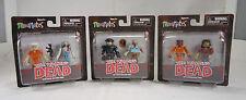 The Walking Dead Mini Mates Series 3 Figure set