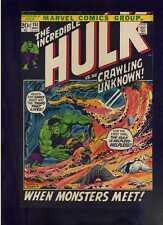 Incredible Hulk Bronze Age Comics (1970-1983)