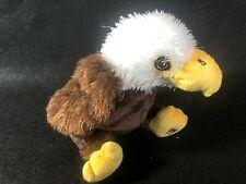 Webkinz Ganz Plush  EAGLE Plush Stuffed Animal Lovey Toy