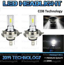 PREMIUM H7 LED Headlight COB Chip Bulbs Kit White Xenon - UK SELLER