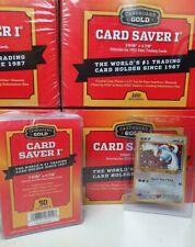 Card Saver 1 Cardboard Gold PSA / BGS Grading  - 200 Holders