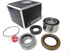 fits: MITSUBISHI L200 KB4 2006-15  REAR WHEEL BEARING KIT + ABS: OPTIMAL BRAND