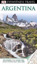 DK Eyewitness Travel Guide: Argentina, , Good Condition, Book