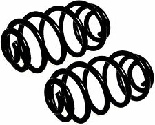2x Saab 9-3 YS3F Rear Coil Spring With Sports Suspension 2002-2016 Saloon
