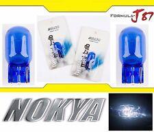 Nokya Light Bulb 7443 White 21/5W Nok5213 Signal Brake Tail Stop DRL Daytime JDM